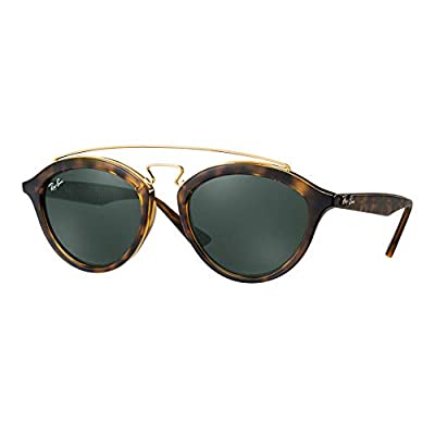 Ray Ban RB4257 Small Sunglasses Havana w/Dark Green Lens 71071 RB 4257