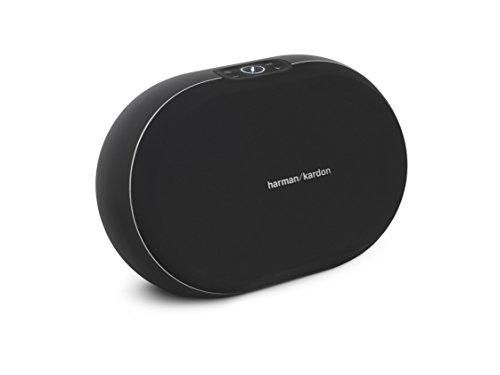(Harman Kardon Wireless HD Wireless Audio System Adapter, Black (Omni 20 Plus))