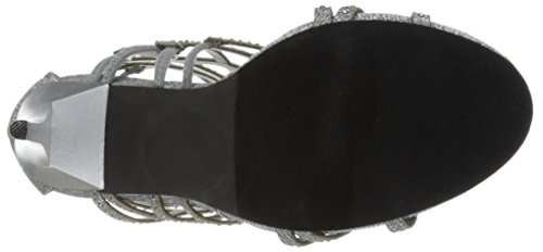 Too Amaze Gladiator 2 Women Lips Pewter Too Sandal zwUpq5xv