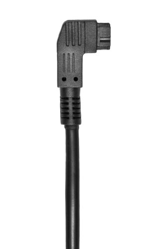 PocketWizard 802-504 S-RMS1AM-ACC-1 Cable with MSMM Miniphone Adapter (Black) from PocketWizard