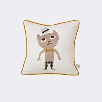 Amazon.com: Ferm Living 7530 Kite cojines – Algodón orgánico ...