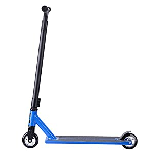 "Playshion Lightweight Pro Stunt Scooter ( 31.5"" Tall ) (blue)"