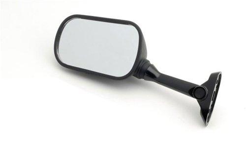 Gsxr600 750 Left Mirror - Yana Shiki MIR26BL Black OEM Style Left Side Mirror for Suzuki GSXR 600/750/1000