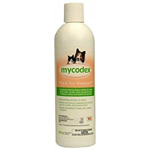 Mycodex Flea Tick Shampoo P3 Triple Strength Pyrethrin (12 oz) 39