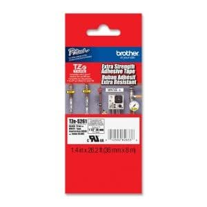 Brother International Brother - Laminated Tape - Roll (3.6 Cm X 8 M)