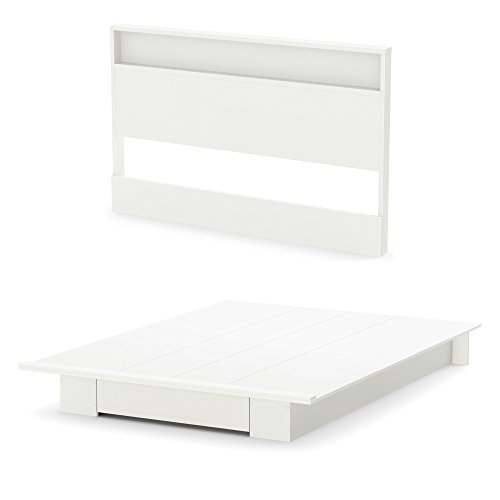 South Shore 3340A2 Pure White Holland Full/Queen
