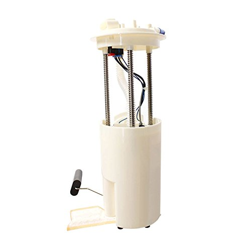 MUCO New E3508M Fuel Pump Module Assembly w//Pressure /& Level Sensor Sending Unit Fit 2002 2003 Cadillac Escalade Base 2000-2003 Chevy Tahoe//GMC Yukon//Denali 4.8L//5.3L//6.0L V8