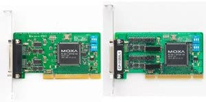 MOXA Low Profile w//DB9M Cable RS-232//422//485 CP-112UL-DB9M 2 Port UPCI Board