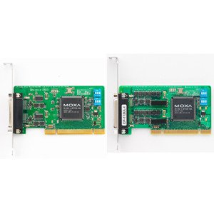 MOXA (CP-112UL-DB9M) 2 Port UPCI Board, w/DB9M Cable, RS-232/422/485, Low Profile