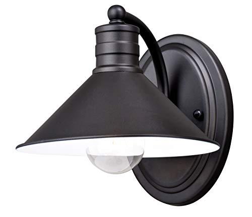1l Light Vanity - Vhomes Light Akron 1L Vanity Oil Rubbed Bronze