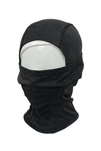 Mascara facial - TOOGOO(R) 1PC Mascara de cara completa de pasamontanas de ciclo
