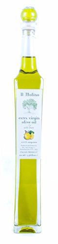 Il Molino Organic Lemon Extra Virgin Olive Oil (3.4 fl oz) - Fish Lemon Olive Oil
