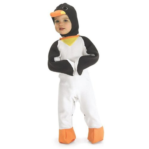 Penguin Infant (16-24 lbs.) - Antarctica Costume For Kids