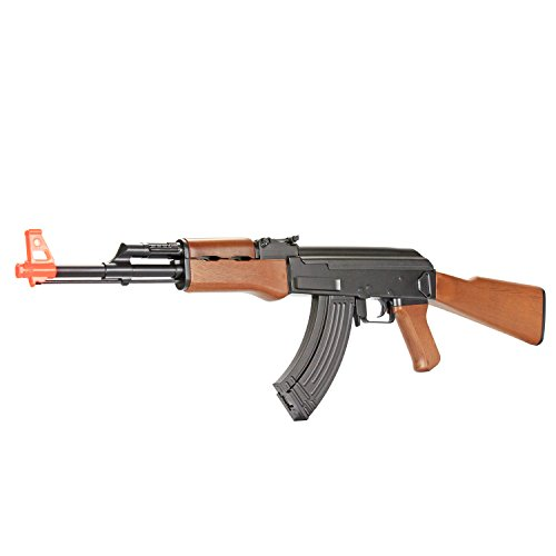 BBTac BT-AK Airsoft Electric Gun Completed Kit with magazine & BB (Best Ak 47 Airsoft)