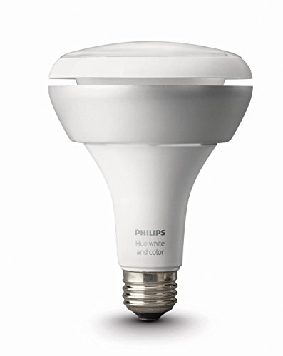 046677456665 - Philips 456665 Hue White & Color Ambiance BR30 Extension Bulb, Works with Amazon Alexa carousel main 0