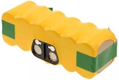 Akku-net - Batería para iRobot Roomba (serie 780 y 500, equivalente a 520, 530, 550, 555, 560, 562, 564, 580, 581, 770, 780): Amazon.es: Electrónica