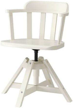 silla madera giratoria ikea