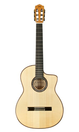 Cordoba GK Pro  [Gipsy Kings Signature Model] Acoustic Electric Nylon String Flamenco Guitar (Signature Model Guitar Electric Acoustic)