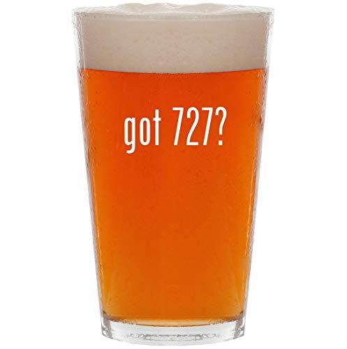 got 727? - 16oz All Purpose Pint Beer Glass ()