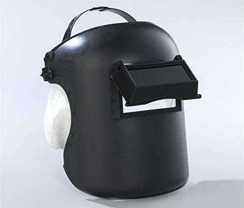 Portátil Soldadura Máscara Soldador Negro Industrial Soldadura Mano Plástico Máscara Protector Facial: Amazon.es: Bricolaje y herramientas