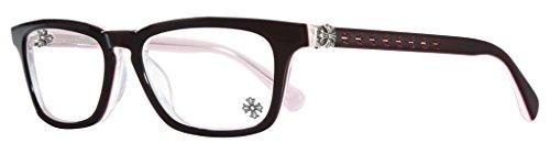 Chrome Hearts - Micropoke - Eyeglasses (Burgundy/Pink, ()
