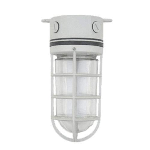 9.5x4 Aluminum Die-Casting White Outdoor Sconce Light Fixtur