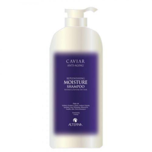 Alterna Caviar Replenishing Moisture Shampoo 67.6oz (Pro)...