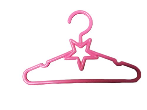 My Brittany's Pink Star Hangers for American Girl Dolls-