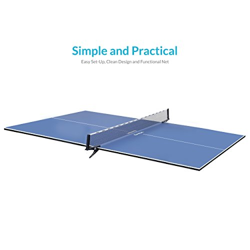 Harvil Table Tennis Conversion Top with FREE Net and Posts by Harvil (Image #5)