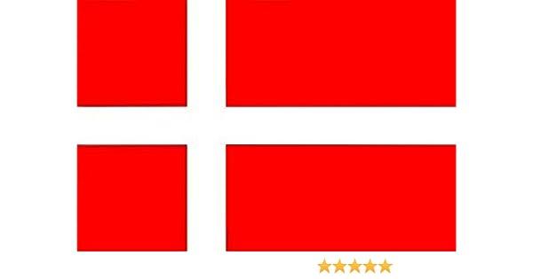 Gran Bandera de Dinamarca 150 x 90 cm Satén Europe Denmark Flag.: Amazon.es: Deportes y aire libre