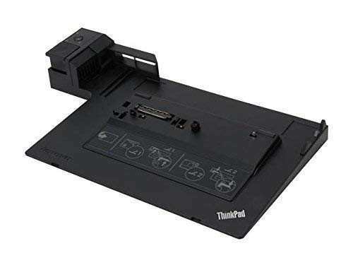 Lenovo Thinkpad Mini Dock Series 3 (433710U) (Renewed)