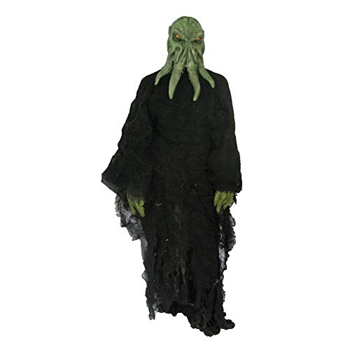 Great Old One Octopus Tentacles Creature Sea Monster Costume -