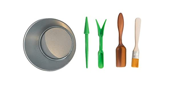 6Pcs//Set Succulent Transplanting Mini Garden Planting Bucket Shovel Hand Tools