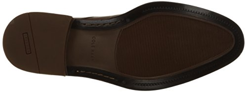 Cole Haan Hombres Madison Doble Monk Ii Oxford Tan Británico