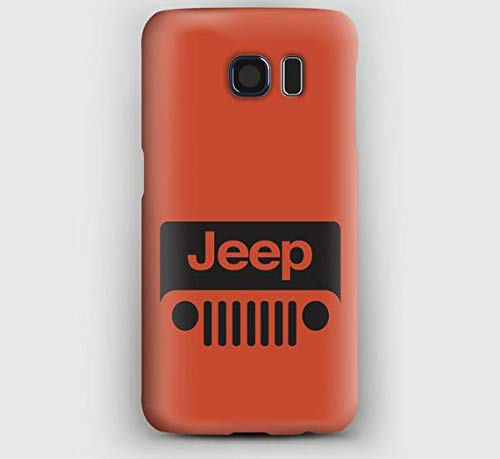 Jeep Wangler Funda para el Samsung S6, S7, S8, S9, A3, A5, A7A8, J3, J5, Note 4,5,8,9,