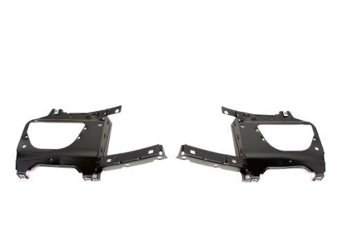 (Genuine Chrysler Parts 68064329AB Front Bumper Bracket Set)