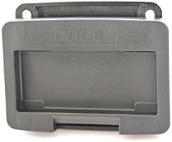 Basil Klickfix System Adapter Plate Klickfix Black