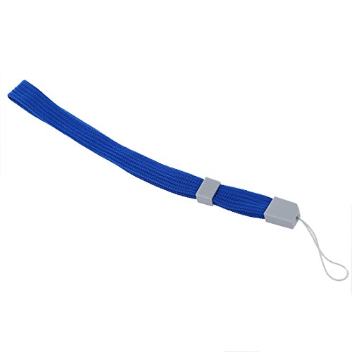 Sonline 2X Blue Lanyard Hand Wrist Strap With Slide For Camera Phone DS PSP MP3 MP4