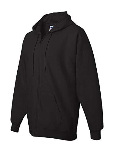 Hanes Men's Full Ultimate Fleece Black,