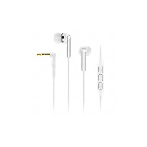 Sennheiser CX 2.00I WHITE Earbud Headphones