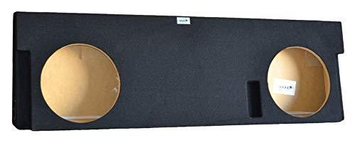 SoundBox Tundra CrewMax 2014-2017 Dual 12″ Subwoofer Enclosure Sub Box
