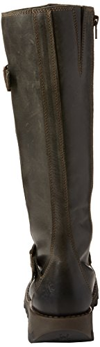 Mujer Botas Gris London Fly Anthracite para Stip170fly IzxafqRF