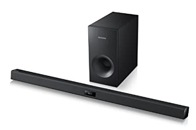 Samsung HW-FM35 2.1 Channel Home Theater Sound Bar with Subwoofer and Bluetooth
