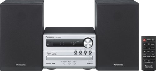 Panasonic-Micro-HiFi-System-SC-PM250EG-S-20-Watt-RMS-CD-Radio-UKW-Bluetooth-silber