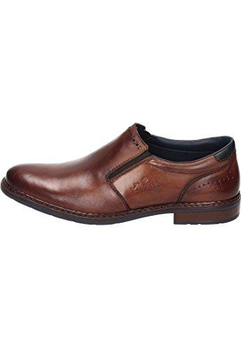 Rieker Men's 11760 Loafers Brown (Nut/Pazifik 25) EqDpojT