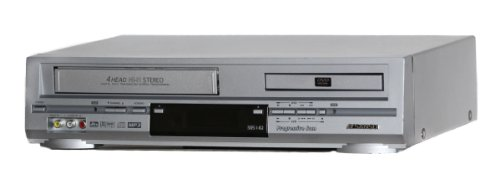 Sansui VRDVD4100 4-Head Hi-Fi Stereo DVD Player VHS VCR Combo - Sansui Dvd Recorder Players