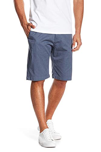 Volcom Mens Vmonty Modern Fit Short (33, Heather Blue)]()