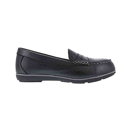 Rockport Work Womens Top Shore RK600 Work Shoe Black 0YXL9To