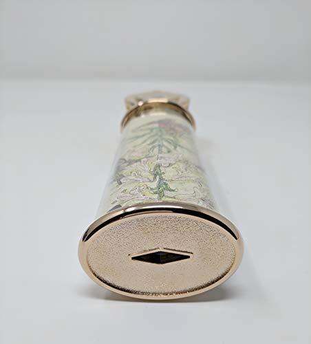 Findlavender Kaleidoscope Rolling Oil-Filled with Butterflies by Findlavender (Image #3)