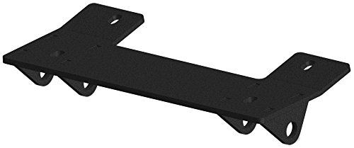 Roll Bar MODOT1.75-BK Open Trail Light Bar Brackets for 1.75in
